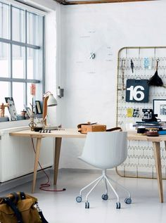 + la maison / Design Space #homeoffice #office #space #work