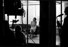 On the Set of Mad Men by James Minchin III - My Modern Metropolis #madmen