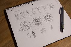 Sipp thinking #icon #sketching #app #ui