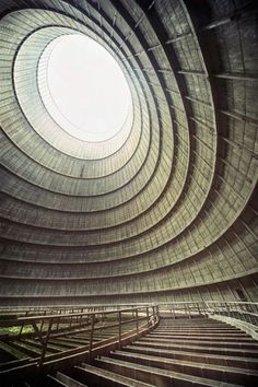 the Eye | Flickr - Photo Sharing! #spiral #eye #photography #industrial #architecture