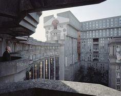 #city #street #paris #architecture #modernism