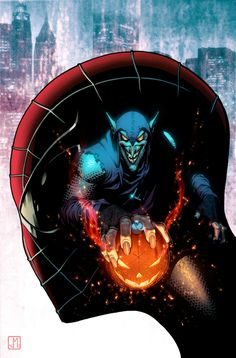 Superior Spider-man #29 by ZurdoM on deviantART