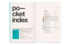 Super Modernist Identity Design: Helvetica In... | FonType #modernist #identity #design