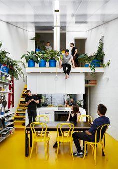 My House / The Mental Health House by Austin Maynard Architects