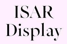 typography,isar