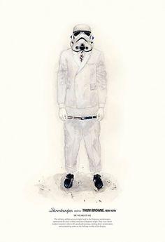 IdN™ Creators® — John Woo (Hong Kong, China) #stormtrooper #movies #wars #star