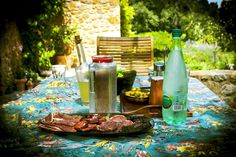 Catalonia table | Flickr - David Walby #elderflower #david #food #meats #walby #catalonia #table #wall-b