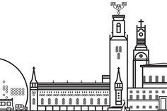 Stockholm City Detail