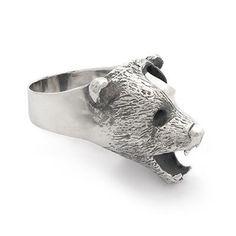 Bear Ring | Captve Jewellery