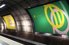 #WeLoveNoise #Google #Bus #advertising