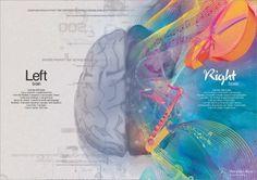 Mercedez Benz - Right Brain / Left Brain