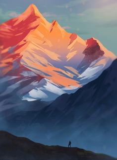 Chasing Sunlight by ZandraArt
