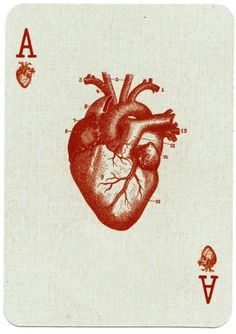 cool. #ace #of #hearts