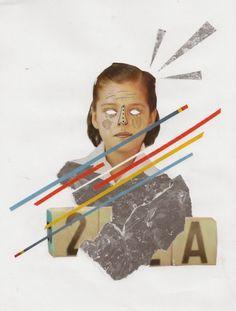 MIRADA LINDA #tomas #escuelita #salazar #misma #la #illustracion #collage