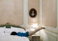 Do Not Disturb by Anja Niemi #inspiration #photography #art #fine