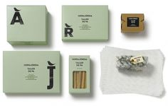 Emeyele>new>Serrajòrdia #packaging #brand #identity