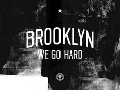 BROOKLYN NETS REDO — DERRICK C. LEE #white #nets #brooklyn #& #black #identity #nba #basketball