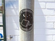 emblem, sticker, patch,