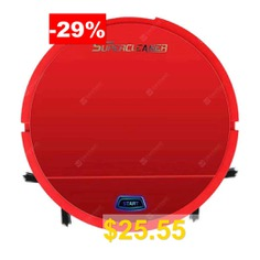 3-in-1 #Mini #Automatic #Robot #Vacuum #Cleaner #Floor #Cleaning #Cleaner