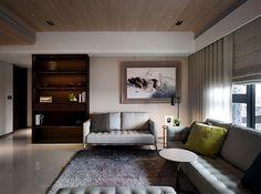 Taipei Apartment by Mole Design - #decor, #interior, #homedecor