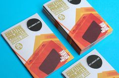 The Roundhouse's Creative Projects programme has been given a revamp for 2015. Working within a similar colour palette, we stripped back the #youth #creative #illustartion #layout #booklet