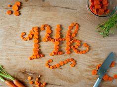 14k Food Typography