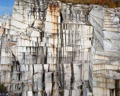 Rock of Ages #26 Abandoned Section, E.L. Smith Quarry, Barre, Vermont, USA, 1991