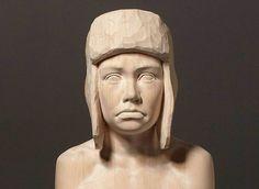 Mario Dilitz Sculptures 12 #wood #sculpture #art