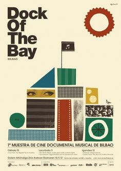 Loreak Mendian » Blog Archive » Dock of the Bay - Bilbao #poster