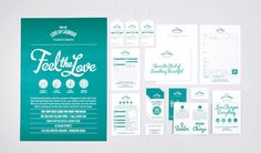 For The Love Of Laundry branding by Asylum #identity #branding