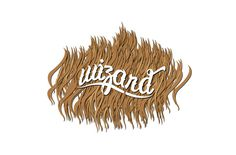 wizard #graphic design #design #typography #branding #wizard