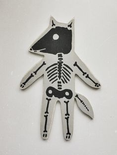 xd0x9ebjects #skeleton #bone #toy #art