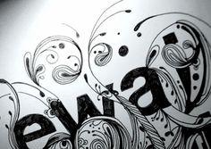 Bomba Studio « Graphic BirdWatching #handlettering #zeichnung