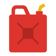 See more icon inspiration related to gas, petrol, can, gasoline and transport on Flaticon.