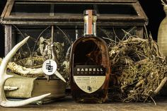 Barrell Craft Spirits #packaging #label #liquor #roderick jensen