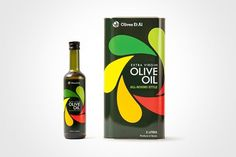 Creative Review - Olives Et Al #packaging #identity #branding