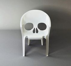 Remember That You Will Die - today and tomorrow #chair #skull