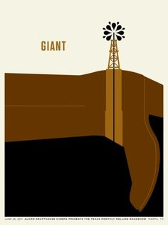 Mondo: The Archive | Jason Munn - Giant, 2011 #poster