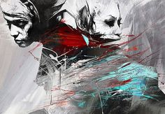 New Signal Gallery space opens with exhibition of work by Byroglyphics | Curatedmag.com #illustration #russ #mills