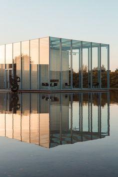 CJWHO ™ (Tadao Ando by Barnabas Juhasz) #tadao #ando #design #photography #architecture #reflection