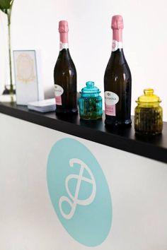 Pastille brand identity #calligraphy #paint #identity #drawn #art #logo #nail #pastel