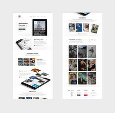 The Work of Instrument | Abduzeedo Design Inspiration #website