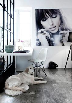 The Design Chaser: Interior Styling | Picture Walls #interior design #decoration #decor #deco