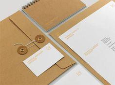 Winkreative - Andreas Martin-Löf Arkitekter #simple #architecture #identity #linework