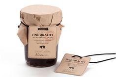 glasfurdandwalker mrcup 10.jpg (900×600) #packaging #paper #kraft #label