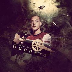 Mesut Ozil - Manipulation #DigitalART #ART #manipulation #photoshop #graphic #design #ozil
