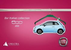 FIAT on Behance #collection #2011 #new