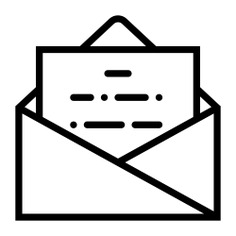See more icon inspiration related to mail, email, envelope, message, note, contents, open, interface and web on Flaticon.