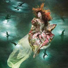 Breathtaking Underwater Photography by Zena Holloway