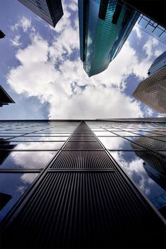 CJWHO ™ (New Horizon by Azul Obscura) #city #design #skyscraper #photography #architecture #azul #horizon #obscura